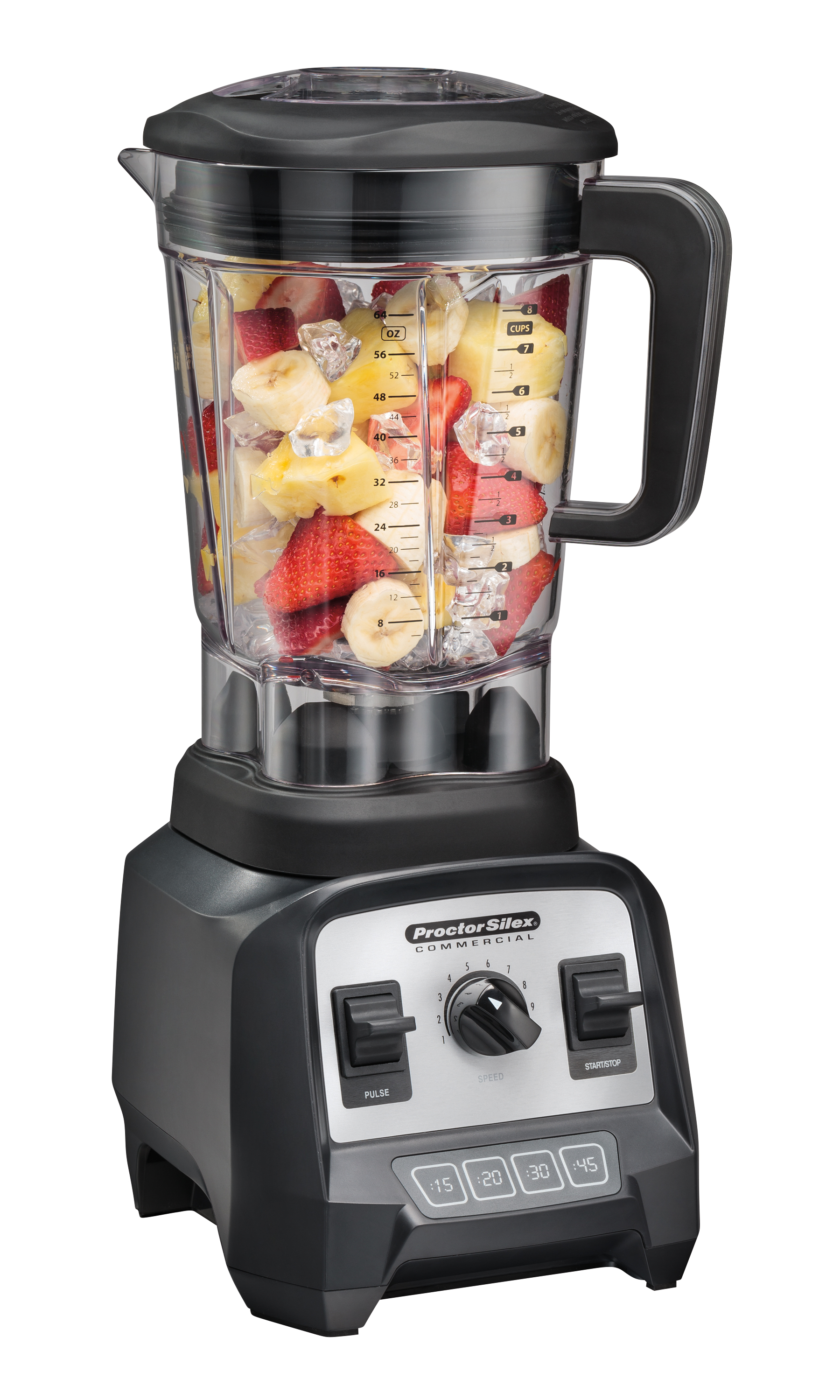 Proctor Silex U00ae Commercial High-performance Blender